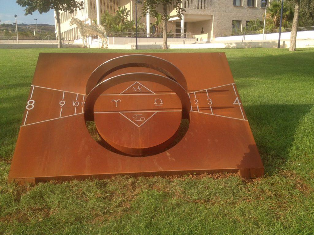 Sundial Jaume I University