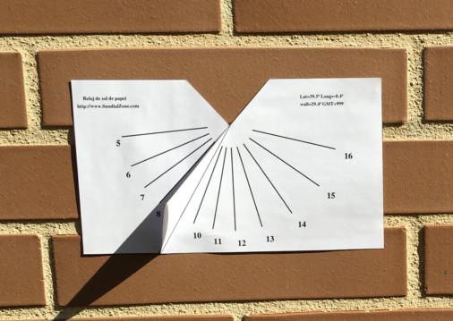 b02c9d6cff9d Opciones del Reloj de sol